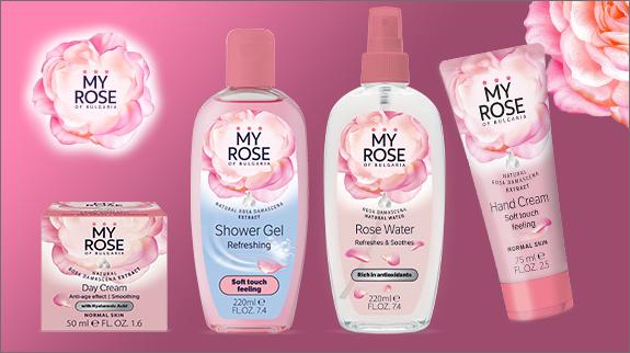 Роза болгарии косметика официальный сайт