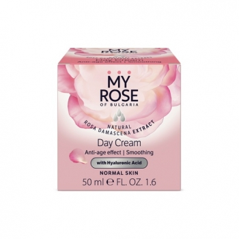 Крем для лица дневной Face Cream My Rose of Bulgaria