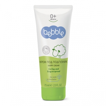 Крем под подгузник Nappy Cream Bebble