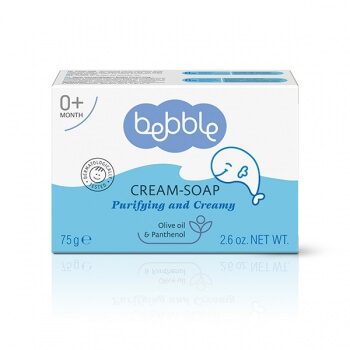 Крем-мыло Cream-Soap Bebble